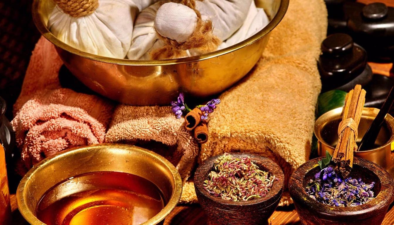Image result for ayurvedic massage